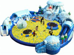 冰雪王國海洋球樂園